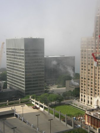Doubletree by Hilton Chicago Magnificent Mile: Lake view!