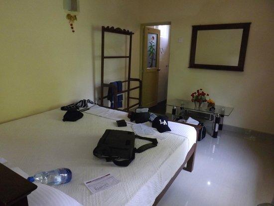 Heavens Holiday Resort : Bedroom