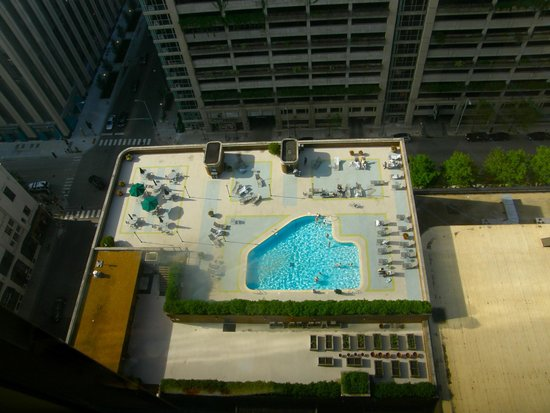 Doubletree by Hilton Chicago Magnificent Mile: pool
