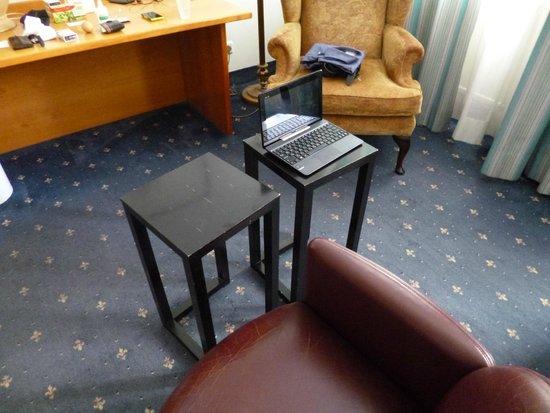 Hotel KUNSThof: room
