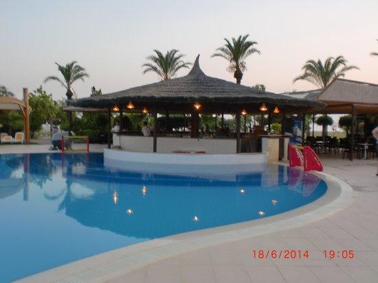 Felicia Village: bar de la piscine
