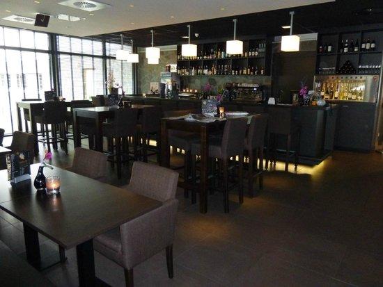Fletcher Hotel-Restaurant Stadspark: gezellige bar