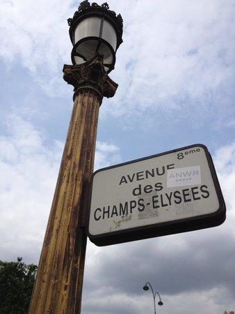 Champs-Élysées : Champs Elysees