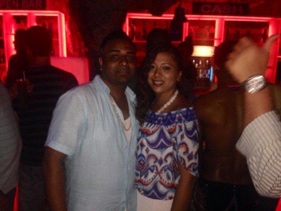 Imagine Punta Cana Disco: Celebrating my bday @ Imagine