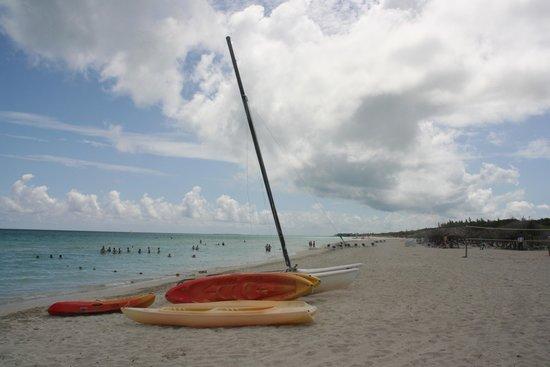 Blau Varadero Hotel Cuba: La playa...