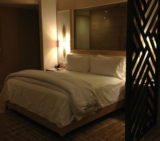 Waldorf Astoria Panama: Sleeping Area
