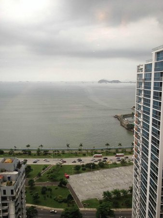 Waldorf Astoria Panama : View from Ocean-view Suite
