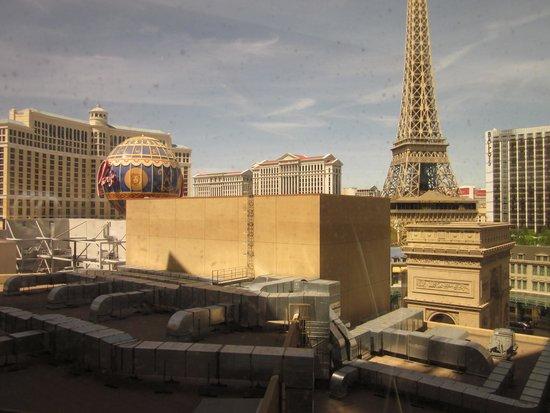 Planet Hollywood Resort & Casino: 客室からの眺め