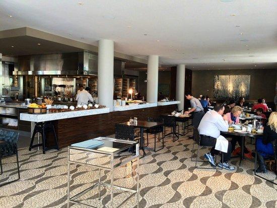 Andaz West Hollywood : Bom restaurante!!