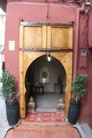 Souk Kafé : Entrée restaurant