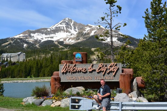 The Summit At Big Sky: Arriving at Big Sky Resort