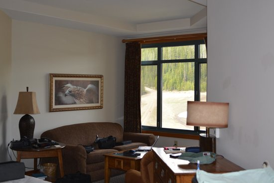 The Summit At Big Sky: Partial view of the room, Studio Suite