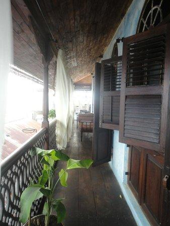 Emerson Spice: Violetta Room Terrace