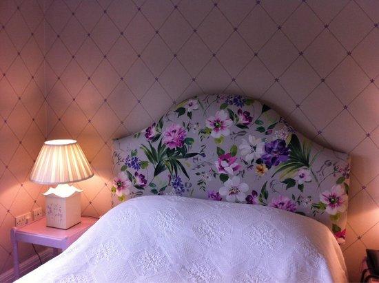 Fischer's Baslow Hall: Pretty soft furnishing