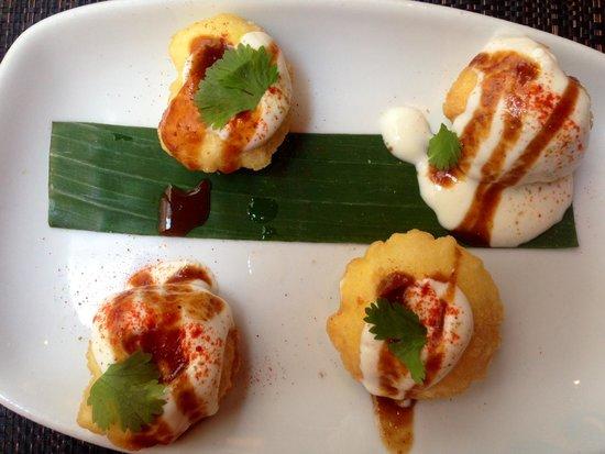 Masala Zone Covent Garden : yummy appetizer