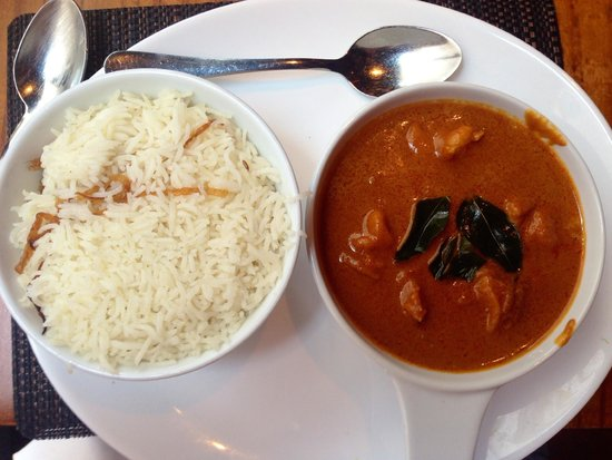 Masala Zone Covent Garden : prawn curry, very good