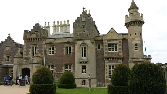 The Abbotsford: Home of Sir Walter Scott