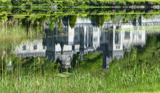 Kylemore Abbey & Victorian Walled Garden: Reflections