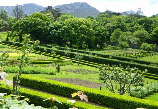Kylemore Abbey & Victorian Walled Garden: Gardens