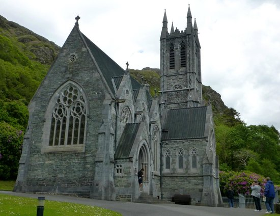 Kylemore Abbey & Victorian Walled Garden: Church