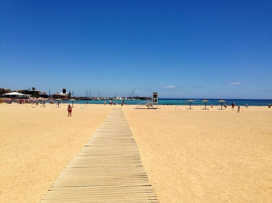 Barceló Fuerteventura Thalasso Spa: Spiaggia