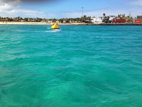 Barceló Fuerteventura Thalasso Spa: Mare