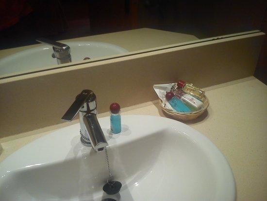 Hotel & Spa Pimar: baño