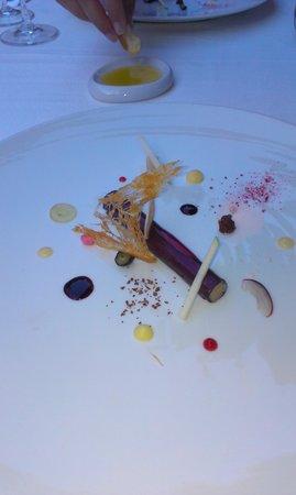 Spondi : foie gras