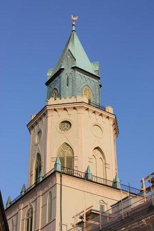 Wieża Trinitarska
