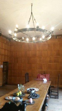 Harvington Hall: Dining