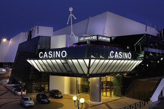 Casino Barrière Le Croisette: Le Casino Croisette vous ouvre ses portes !