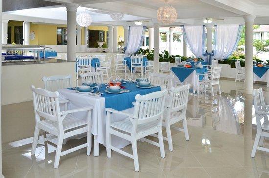 Puerto Plata Beach Resort: Restaurante las Brisas