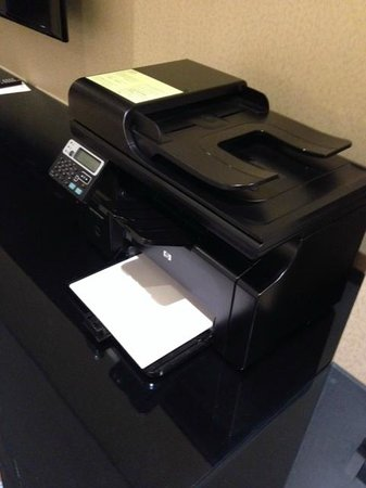 Four Points by Sheraton Kuwait: IN ROOM multifunction device, laser printer, scanner, xeroxing, faxing machine