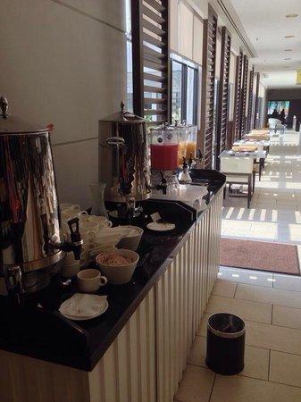 Vistana Kuantan City Centre: Buffet breakfast