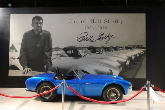 Shelby American, Inc.: First Car ever built by Mr Shelby