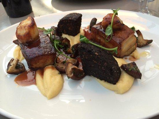 The Chophouse Gastro Pub: Pork Belly