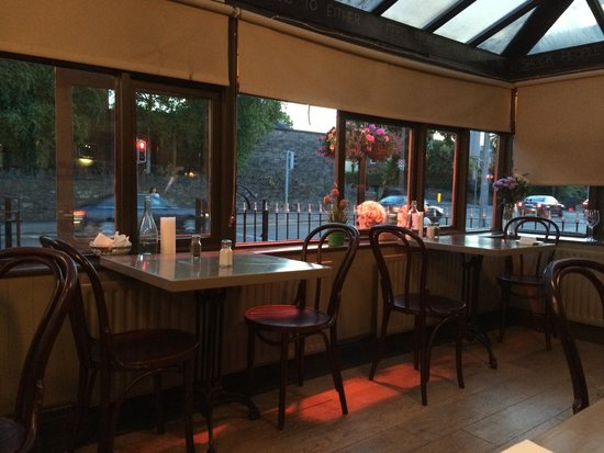 The Chophouse Gastro Pub: One of the dining areas