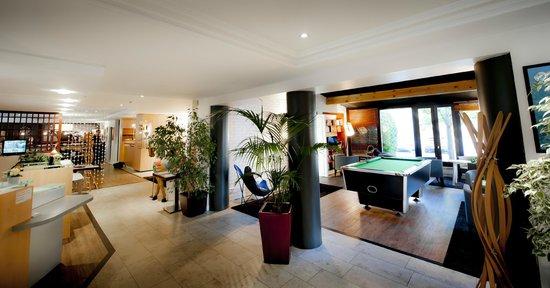 Ibis Paris Maisons Laffitte : Hall Réception