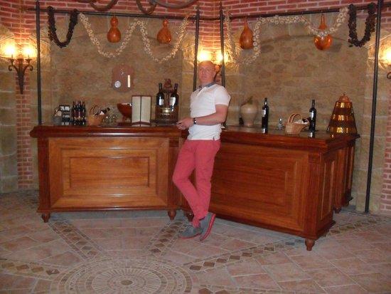 Hotel Elba Palace Golf : wine cellar