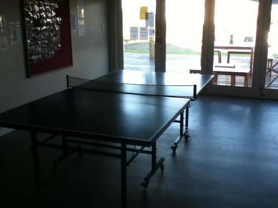 Port Elliot Beach House YHA: Table Tennis Game Room - Port Elliot Beach House
