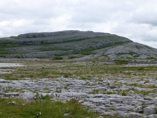Corofin Hostel and Camping Park: The Burren