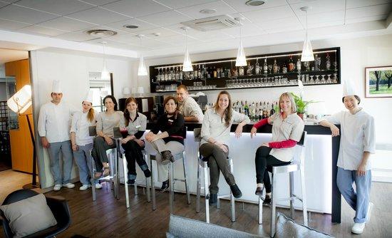 Ibis Paris Maisons Laffitte : Equipe de l'hôtel