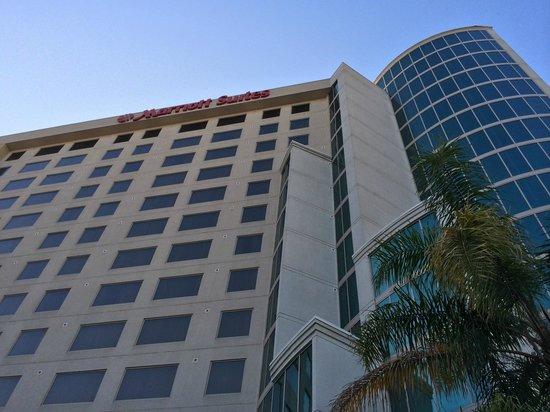 Anaheim Marriott Suites : Bom hotel.