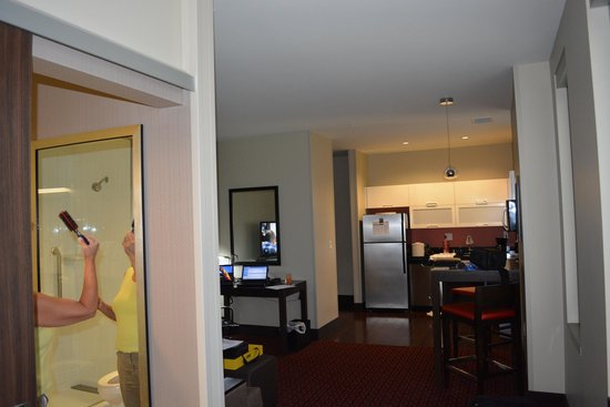 Homewood Suites by Hilton Denver Downtown-Convention Center: Very large and comfortable suite