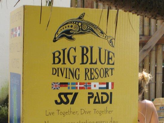 Big Blue Diving: the diveschool
