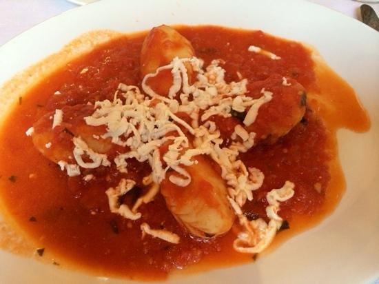 Ristorante Papa Francesco: pasta of the day