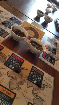 Spice Route Destination: Chocolate tasting