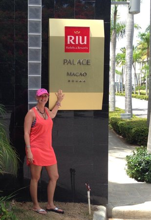 Hotel Riu Palace Macao: Can't wait to go back!