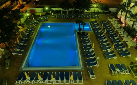 Hotel GHT Oasis Tossa & SPA : Piscine 2