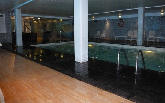 Hotel GHT Oasis Tossa & SPA : Espace Spa 1